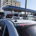 Taxistas foram os principais beneficiados com a campanha de GNV grátis