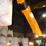 Bagaçúcar facilita o transporte de maior volume de açúcar