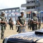 Greve da PM na Bahia exigiu a participação das Forças Armadas e da Polícia Federal