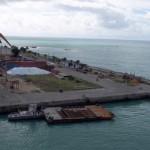 Movimento de importação de mercadorias via o Porto de Maceió cresceu bastante