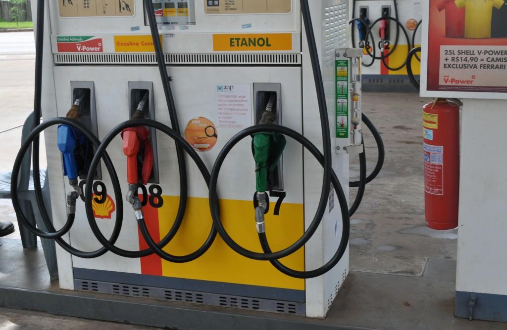Resultado de imagem para etanol posto de gasolina
