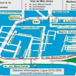 Nova Avenida Márcio Canuto facilta tráfego na região do Barro Duro