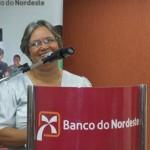 Empreendedora Maria de Fátima, vencedora do VIII Prêmio BNB de Microcrédito