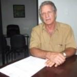 Juvenal Gonçalves, presidente da Coopercoco