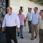 Presidente da Fiea José Carlos Lyra e diretores inspecionam Centro Educacional e Tecnológico em Coruripe