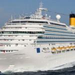 Navio Costa Mágica desembarca nesta sexta no Porto de Maceió
