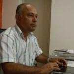 Jornalista Marcelo Firmino
