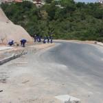 Obras da avenida Pierre Chalite estão avançadas