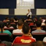 Alunos participam dos cursos de capacitação oferecidos pelo Senai Alagoas