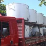 Novos tanques adquiridos pela CPLA serão distribuídos no interior para captação de leite dos agricultores familiares