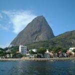 Brasileiros e turistas vão desfrutar das belas paisagens do Rio de Janeiro como o Pão de Açúcar