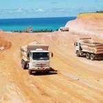 Obras da Ecovia Norte avançam em ritmo acelerado
