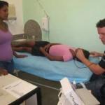 Profissionais de saúde realizam exames em mais 37 falcêmicos