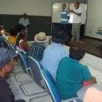 Operador do PNCF do Iteral, Ivanildo Alves, explica como os produtores rurais devem renegociar as dívidas