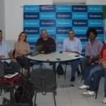 Técnicos e diretores promovem reunião na Braskem