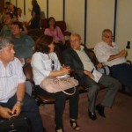 Jornalista Anivaldo Miranda proferiu palestra sobre meio ambiente