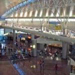 Cresce fluxo de passageiros no Aeroporto Zumbi dos Palmares