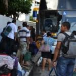 Trabalhadores viajam para participar do Grito da Fetag em Brasília