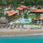 Hotel Salinas no litoral norte da capital alagoana