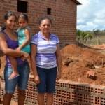 Famílias da zona rural de Arapiraca serão as primeira beneficiadas com as habitaçõesel