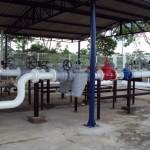 Estação da Algá para fornecimento de gás natural a nova planta de PVC da Braskem