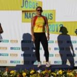 Bruna Jessica é campeã na prova dos 200 metros rasos dos Jogos Nacionais do Sesi