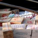 Produtos sem nota fiscal serão doados para filantropia