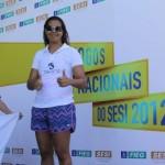 """Emanuela Pereira, a """"Manu"""", representante da Ideias do Sol conquista medalhas nos Jogos Nacionais do Sesi"""