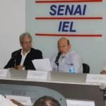 Presidente da Fiea José Carlos Lyra debate com o secretário de Educação Adriano Soares melhoria nos indicadores da educação de Alagoas