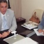 Secretário Eduardo Setton e a presidente da Fapeal discutem ampliação dos projetos