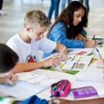 Alunos adquirem novos conhecimentos sobre meio ambiente com os kits de educação ambiental doados pela Braskem às escolas da rede pública de ensino