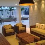 Holidday Inn, na Ponta Verde, oferece boas acomodações e aconchegantes para os hóspedes
