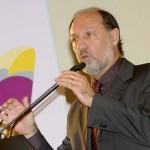 Presidente do Conselho do Sesi Nacional Jair Meneguelli participa da aula inaugural do ViraVida