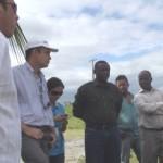 Missão de Moçambique visita os perímetros irrigados em Alagoas