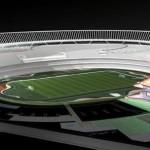 Estádio do Morumbi terá cadeiras modernas