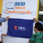Presidente da Fiea José Carlos Lyra inaugura mais um espaço da Indústria do Conhecimento