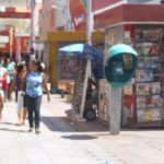 Consumidor vai às compras para comemorar o Dia dos Pais