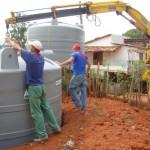 Codevasf está intensificando implantação de cisternas na zona rural de Alagoas