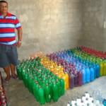 Microempresário Alex Oliveira está entusiasmo com o novo negócio