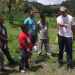 Agricultores familiares participam e aprendem novas técnicas em Dia de Campo