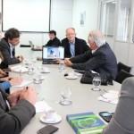 Empresários apresentam projeto da indústria a representantes do Governo do Estado e executivos da Braskem