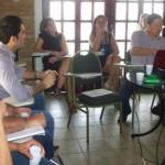 Membros do Comitê Gestão debatem sobre Projeto Bandeira Azul