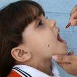 Crianças receberão dose de vitamina A
