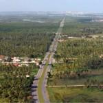 AL 101 Sul duplicada vai aumentar o fluxo de turistas na região