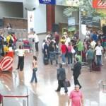 Aumenta fluxo de passageiros no Aeroporto Zumbi dos Palmares
