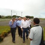 Governador Teotonio Vilela Filho chega a Arapiraca