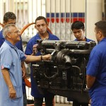 Mundo Senai é uma oportunidade para formação e capacitação de jovens no setor industrial