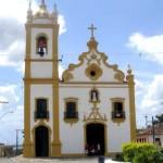 Igrejas em Marechal Deodoro continuam atraindo a atenção dos turistas
