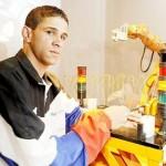 Estudante alagoano Darilton de Lima Pinheiro, 22 anos, chamou a atenção de todo o Brasil