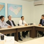 Superintendente do Sebrae Alagoas, Marcos Vieira, falou entusiasmado sobre o interesse dos EUA pela tecnologia alagoana